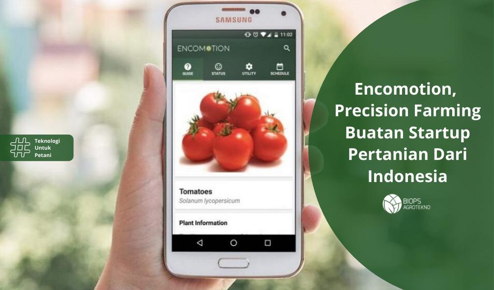 Precision Farming Indonesia